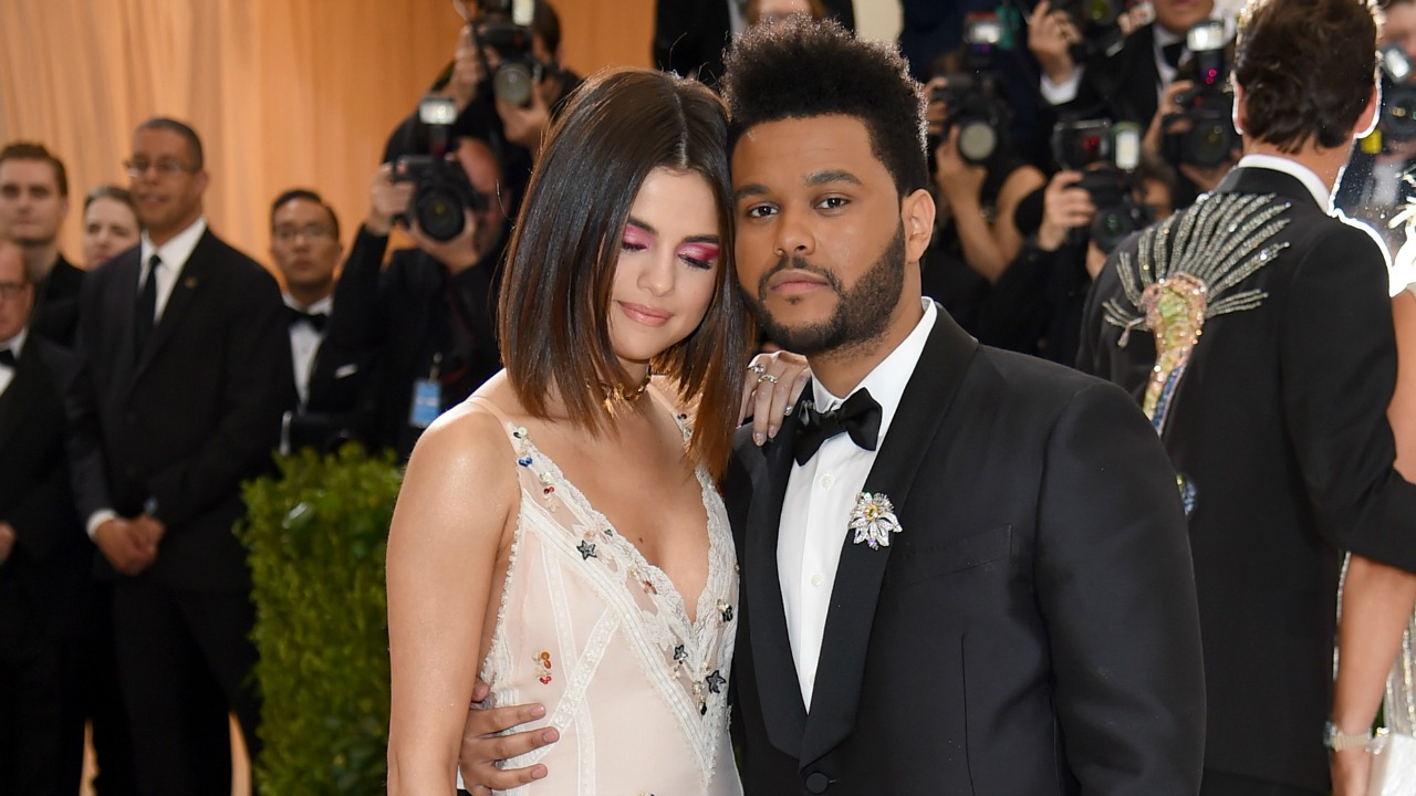 The Weeknd et Selena Gomez
