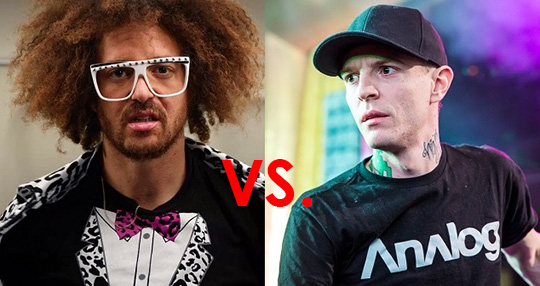 deadmau5_vs_redfoo