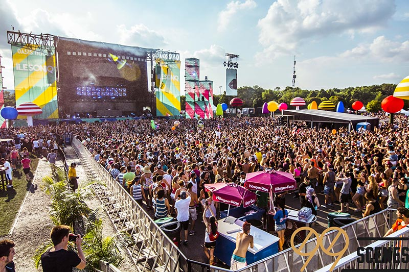 programmation ilesoniq 2016