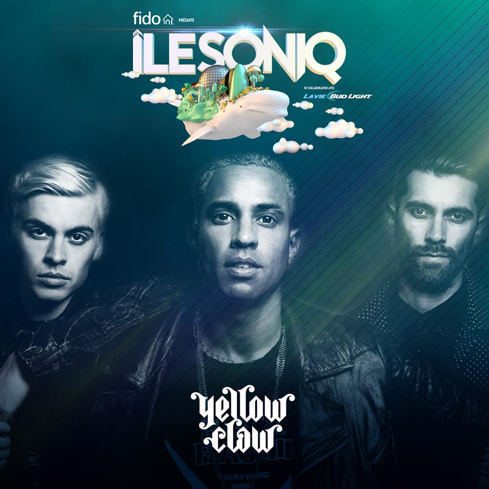 yellow claw ilesoniq 2016