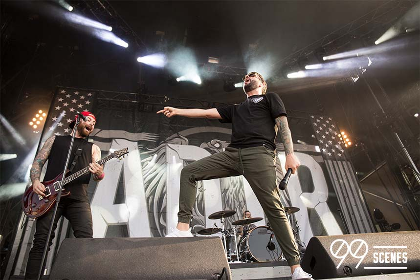 a day to remember rockfest