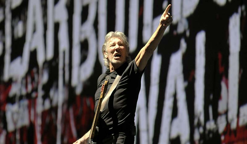Roger Waters Quebec Montreal 2017
