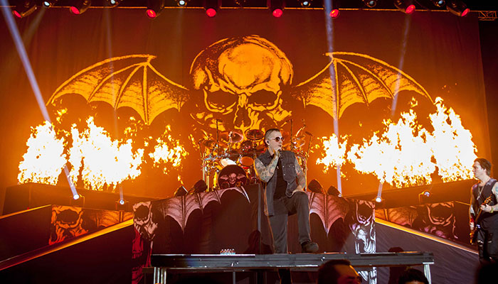 avenged sevenfold 2017