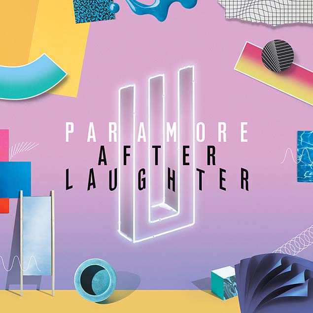 paramore after laughter pochette