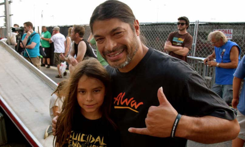robert trujillo tye