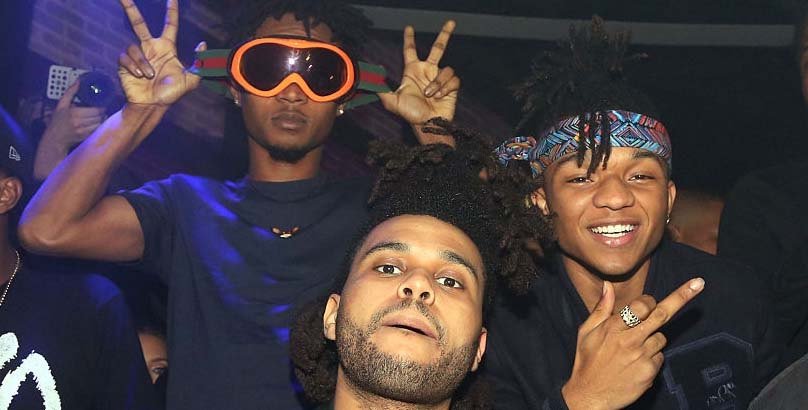 the weeknd rae sremmurd