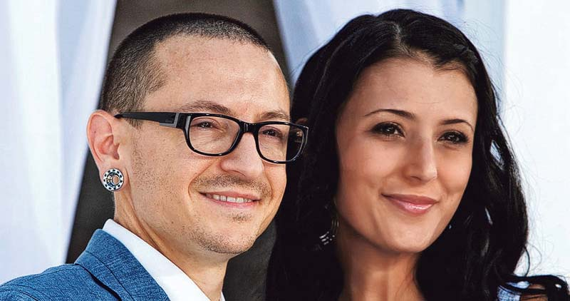 talinda ann bentley chester bennington