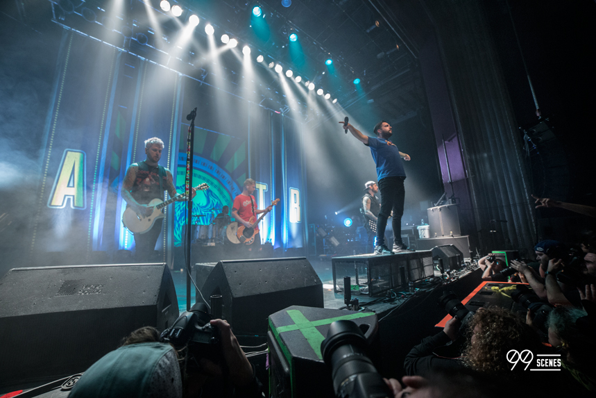 a day to remember live