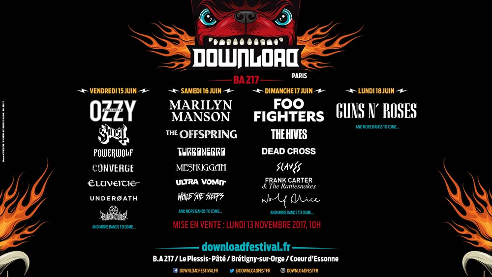 download festival france 2018