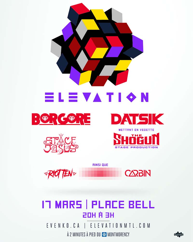 elevation montreal 2018