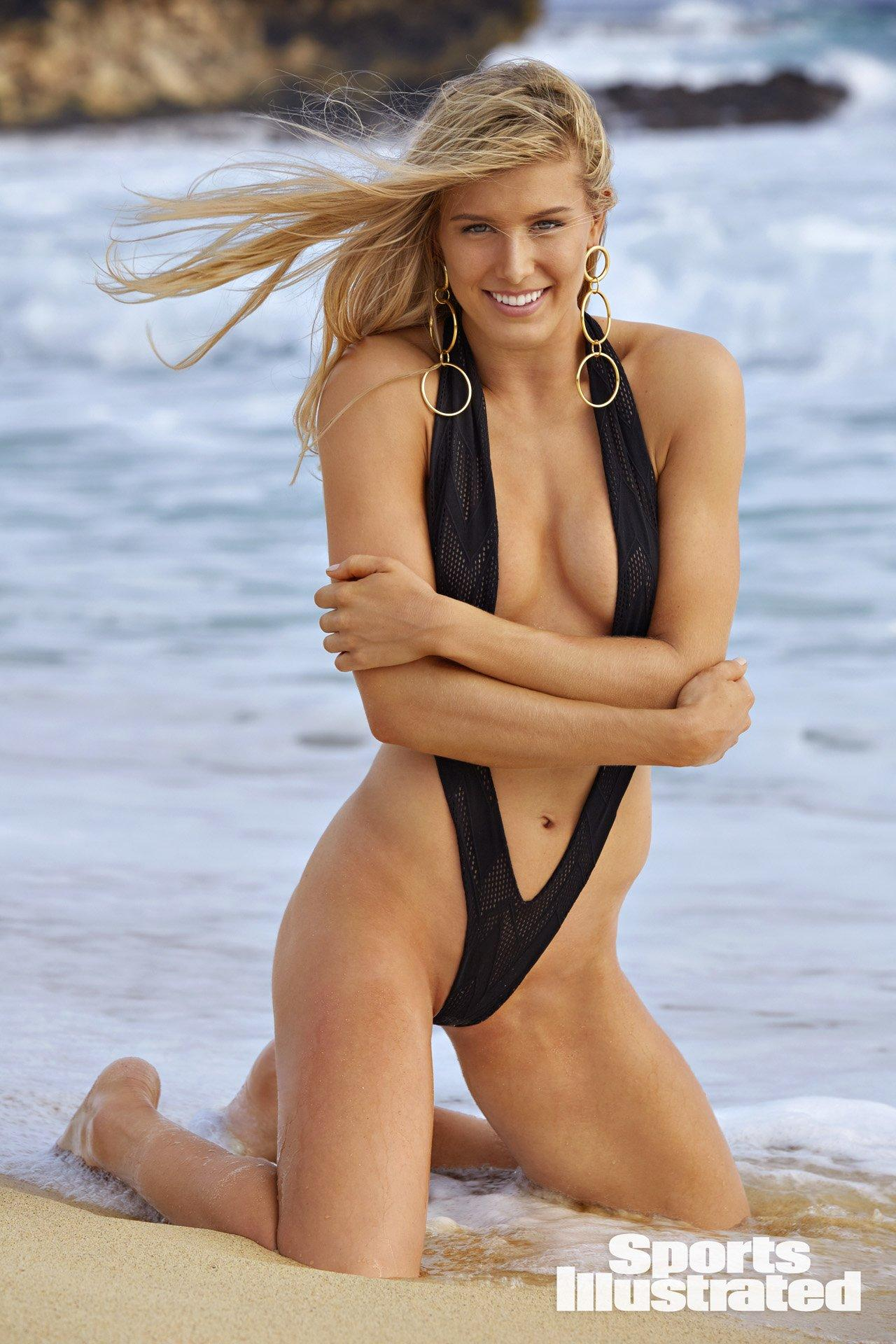 eugenie bouchard sports illustrated 2018