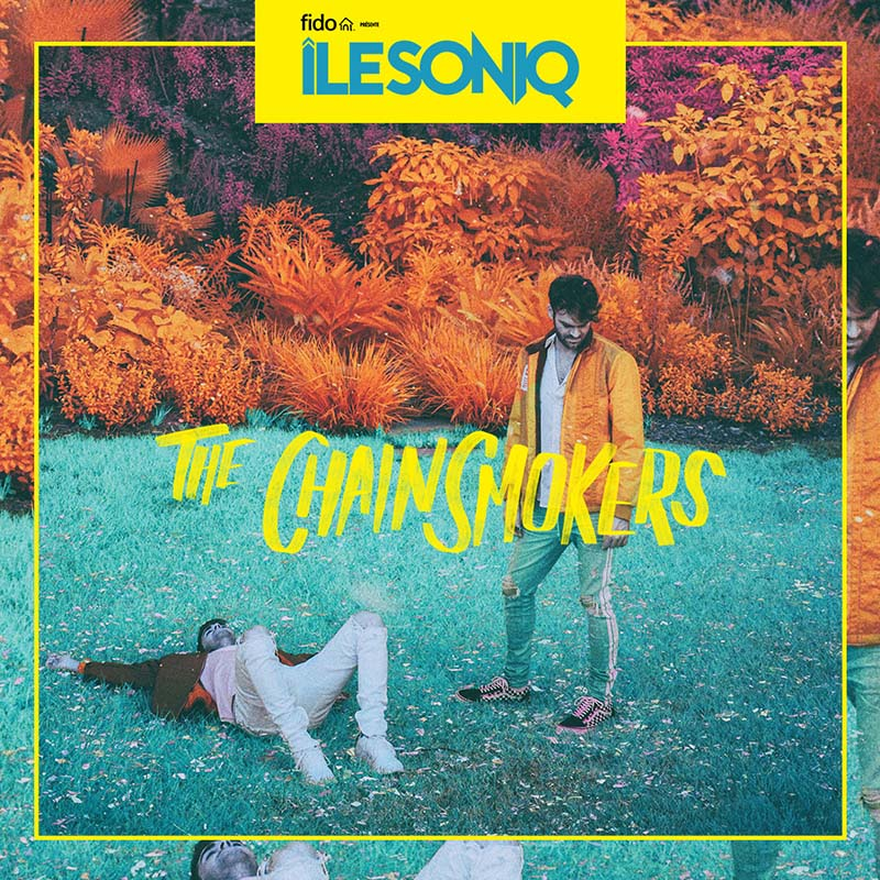 ilesoniq 2018 the chainsmokers