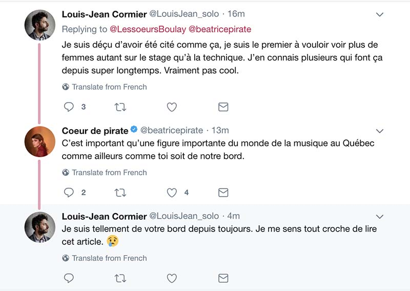 louis jean cormier coeur de pirate 2