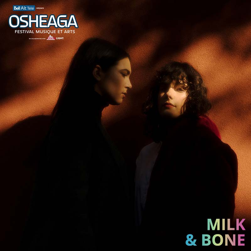milk & bone osheaga 2018