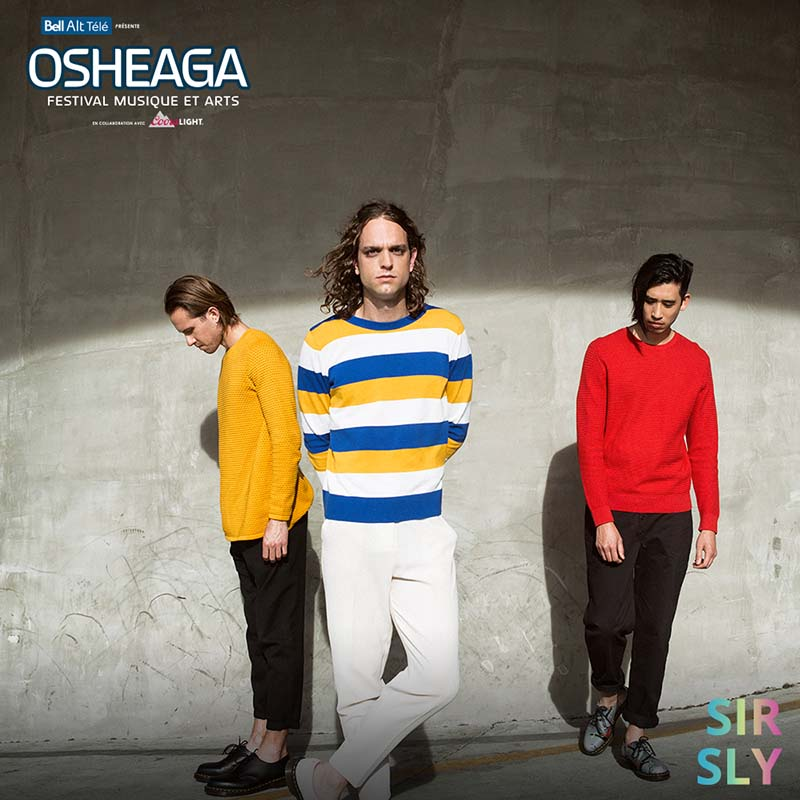sir sly osheaga 2018