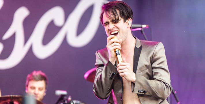 panic at the disco laval 2018