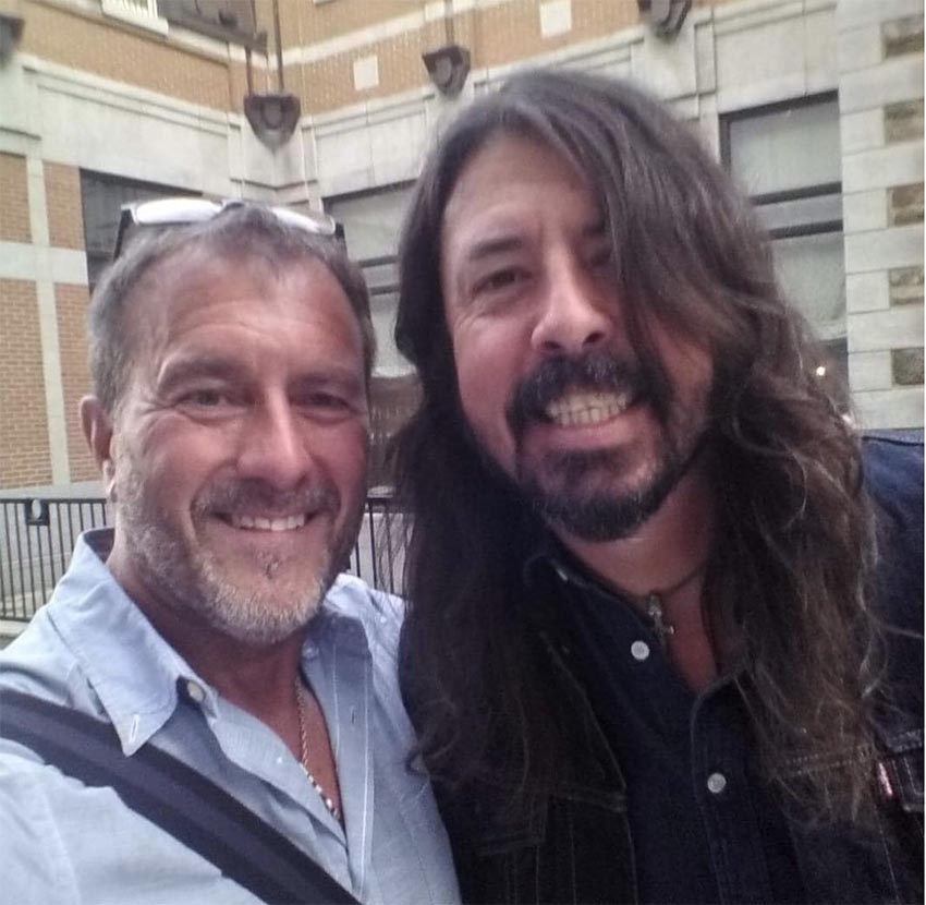 dave grohl fan quebec