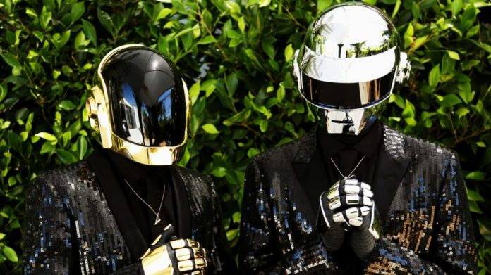 daft punk separation